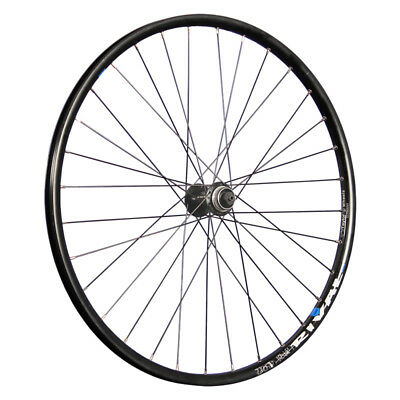 Taylor Wheels 26 Zoll Vorderrad Ryde Rival19 Shimano HB-RM33 Nabe schwarz Disc