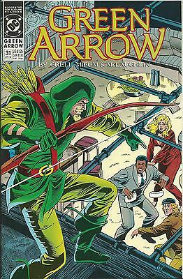 Green Arrow #31 (Dc) (1988 Series)