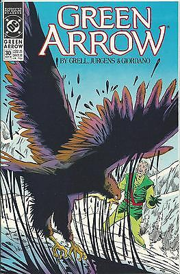Green Arrow #30 (Dc) (1988 Series)