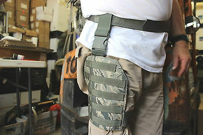 Abu Digital Molle Ii Drop Leg Panel By Initial Attack Usa Made Brand New Read