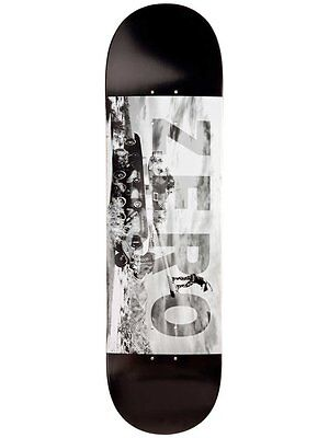 "Zero Skateboard Deck Dane Burman 8.25"" Tank Grind R7 FREE POST & GRIP New"