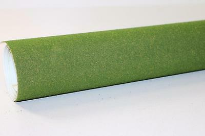 HO OO Woodland Scenics Green Grass Vinly Grass Mat, 33 x 50in RG5132 FNQHobbys