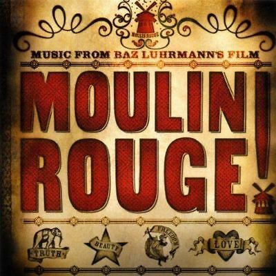 Moulin Rouge - Soundtrack (PLUS BONUS TRACK) - Damaged Case