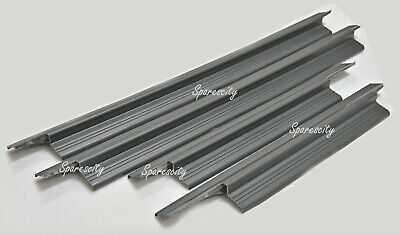 HOLDEN COMMODORE VB VC VH VK VL FRONT AND REAR DOOR SCUFF PLATE set of 4 NEW