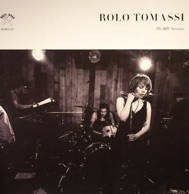 "ROLO TOMASSI - The BBC Sessions - Vinyl (10"" LP + MP3 download code)"