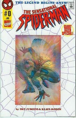 Sensational Spiderman # 0 (Dan Jurgens) (52 pages) (USA, 1996)