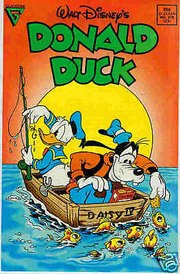 Donald Duck # 276 (Barks) (USA, 1989)