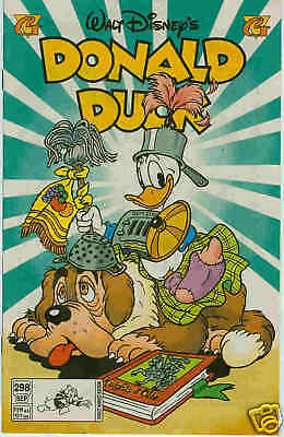 Donald Duck # 298 (Barks) (USA, 1996)
