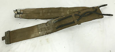 WWII US Army Normandy Invasion Life Vest Belt