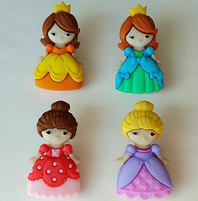 BELLE OF THE BALL - Cute Fairytale Princess Girl Gown Dress It Up Craft Buttons