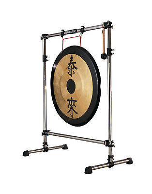"""GIBRALTAR LARGE GONG STAND fits 28"""" to 40"""" Gongs - GPRGS-L"""
