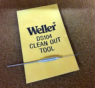 NEW Weller DS104 Clean-out Tool for the DS100 Desoldering Station