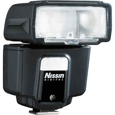 Nissin i40 Compact Flash for Fujifilm X-Series Cameras
