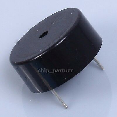 DC3-24V 90dB Piezo Electric Tone Active Buzzer Alarm Continuous Sound