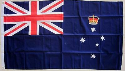 Victoria Flag LARGE State Australian Flag  AUSPOST REGISTERED TRACKING