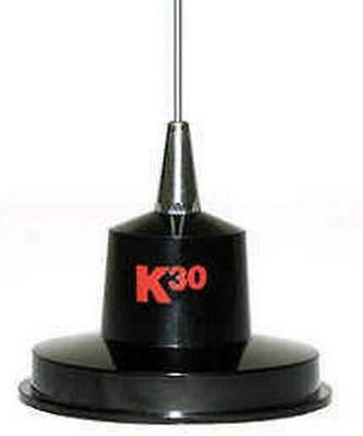 K-30 35 Inch Magnet Mount Stainless Steel CB Antenna FASTEST SHIPPING