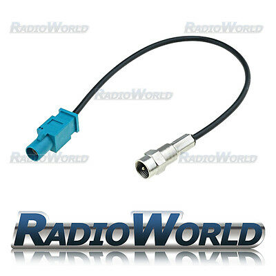 GPS / Aerial Adapter Lead Cable FME to Fakra Plug 0.15m