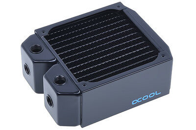 Alphacool NexXxoS UT60 Full Copper 120mm Radiator