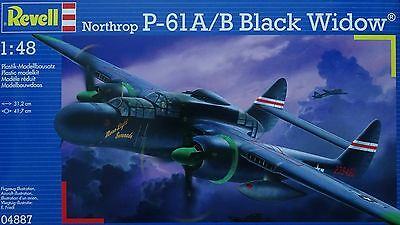 REVELL® 04887 Northrop P-61A/B Black Widow® in 1:48