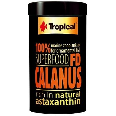 Tropical FD Calanus - 100 ml , Zooplankton