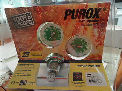 ESAB Purox R-72-125-540 Regulator, 21528