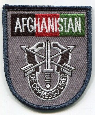 KANDAHAR WHACKER© SPECIAL FORCES GROUP SFG DETACHMENT TEAM: ODA 555 1st in AFG