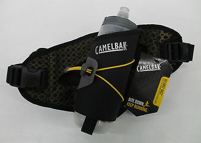 CamelBak Delaney Race 24oz Podium Water Bottle Pack 61858 Black