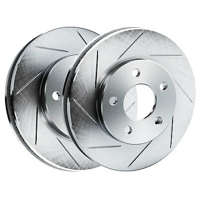 Brake Rotors [2 Rear] POWERSPORT *SLOTTED ONLY* DISC BE08650