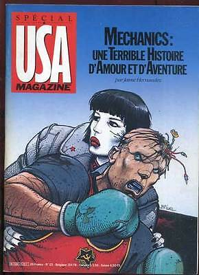 Special Usa N°23. 1986.