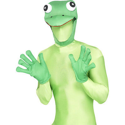 Frog Costume Set Kermit Animal Outfit