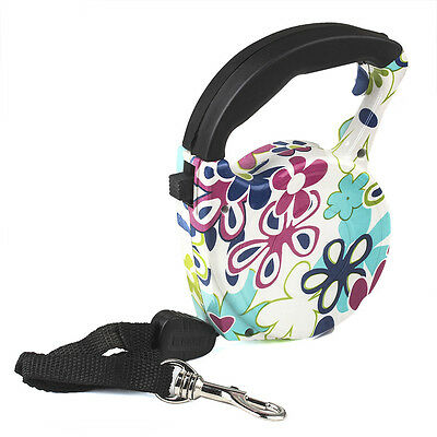 PET Automatic Retractable Traction Rope Walking LEAD Leash for Dog /Cat/Puppy