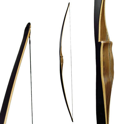 Langbogen Longbow traditionell SAMICK Cheetah - 68 Zoll - 30-50 lbs inkl. Sehne