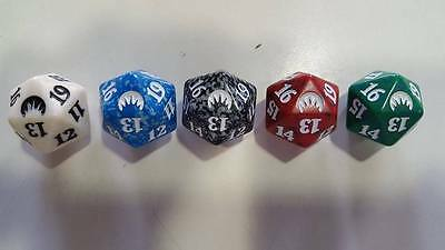 1x Dice DADO D20 Spindown Lifecounter mtg Magic Origins ORI