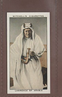 #49 Lawrence of Arabia - A Gallery of 1935 Repro Card