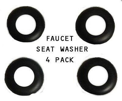 "Draft Beer Faucet Shaft Seat Washer - 4 Pack -- 4324-4Pack + "" Free Freight """