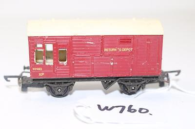 Triang Railways TT Scale T78 Horse box Freight wagon W760
