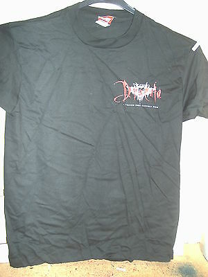 Vintage T-Shirt: Bram Stoker's Dracula in Cast (XL) (Mike Mignola) (USA, 1992)