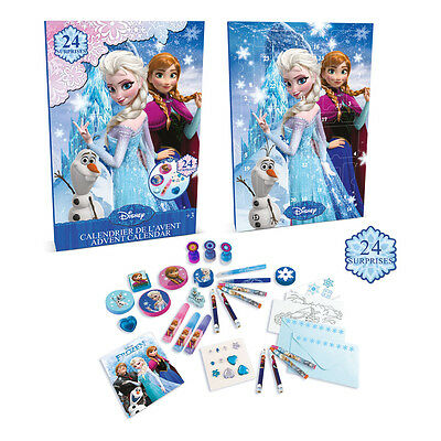NEW! Disney Frozen Advent Calendar With 24 Surprise Gifts CFRO086