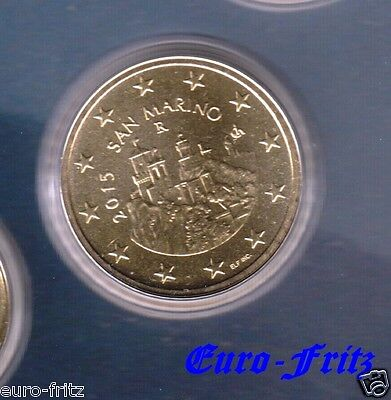 San Marino  2015     50 Cent  aus off KMS  ~*~