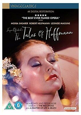 The Tales Of Hoffman [NEW DVD]