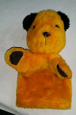 Vintage Sooty And Sweep - Matthew Corbett Patsy B Sooty Hand Glove Puppet