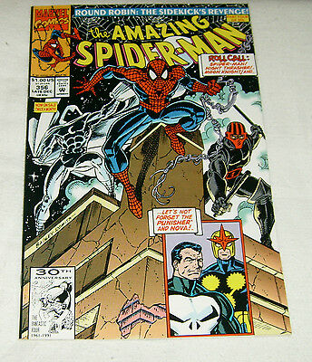 The Amazing Spider-Man After Midnight!  Comic Book Dec. 1991 Vol. 1 No. 356