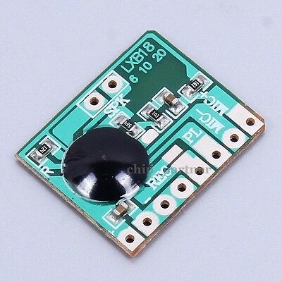 A lot 6s Recordable Voice Chip Music Sound Voice Module COB Board 0.5W For Card