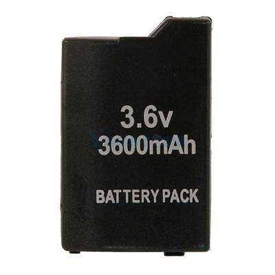 3.6V 3600mAh Rechargeable Battery Pack For Sony PSP 2000 Slim US Free Shipping