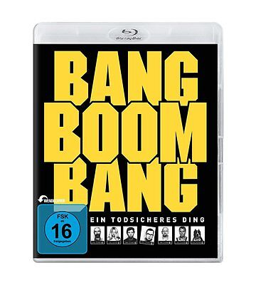 Bang Boom Bang Ein Todsicheres Ding Blu-Ray Deutsch