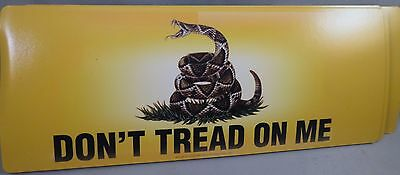 LOT OF 10 GADSDEN DON'T TREAD ON ME MAGNET snake sticker Trump $ Tea Party USA