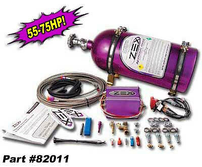 ZEX 82011 Honda Acura Eclipse Dry Nitrous Kit Import