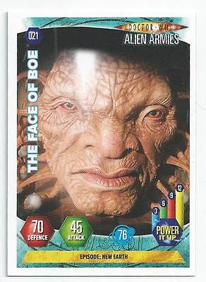 Dr Who - Alien Armies - 021 - The Face Of Boe (Auhb)