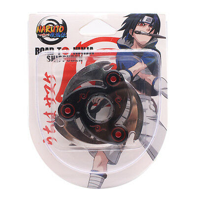 Naruto Shippuuden Metal Transformable Shuriken Cosplay Toy Gift