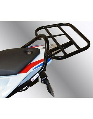 BMW S1000RR / S1000R Renntec Luggage Rack / Carrier in White REN7342W
